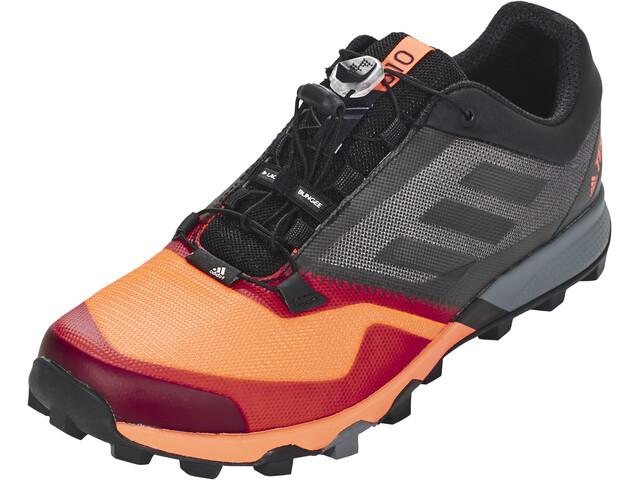 adidas TERREX Trailmaker - Zapatillas running Hombre - rojo/negro